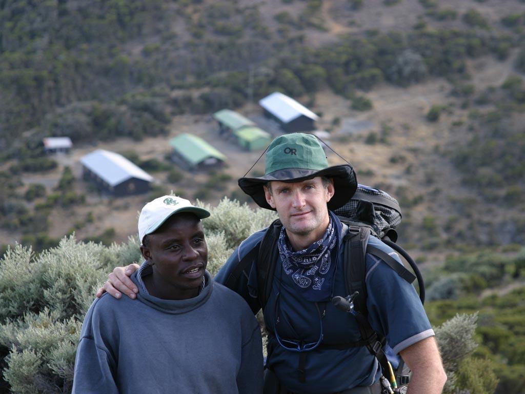 Tony van Marken Mt. Meru 2003