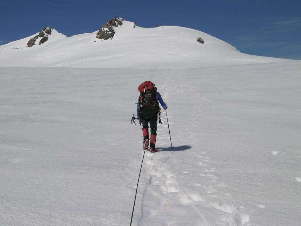 Tony van Marken Mt. Cook 2003