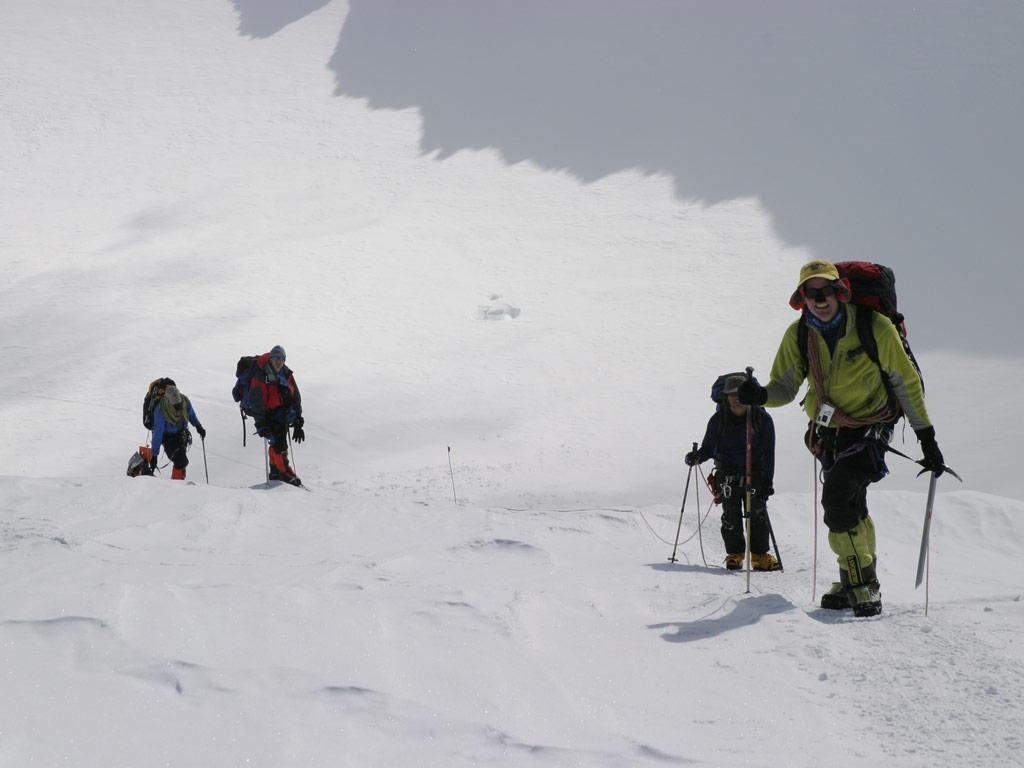 Tony van Marken Vinson Massif 2004