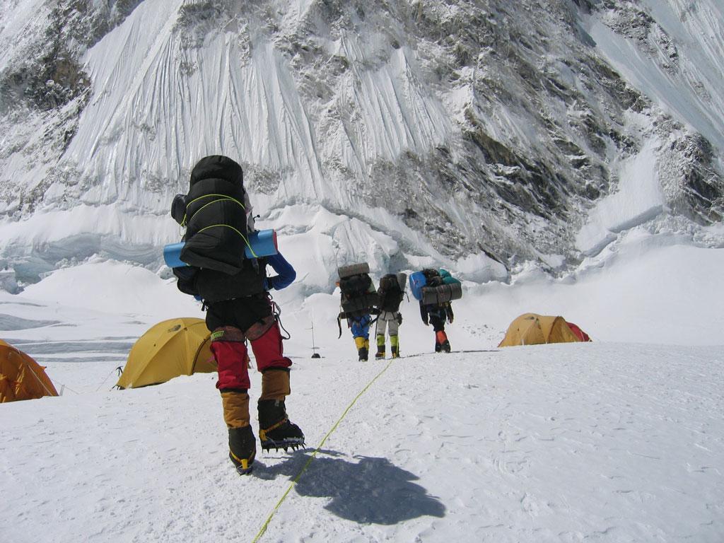 Tony van Marken Everest 2005