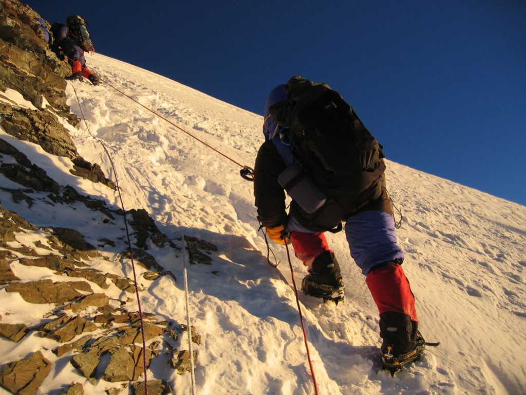 Tony van Marken Everest 2005