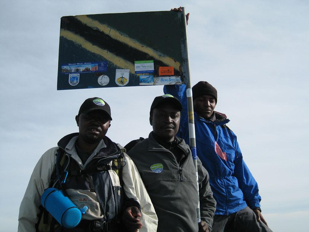 Tony van Marken Mt. Meru 2007