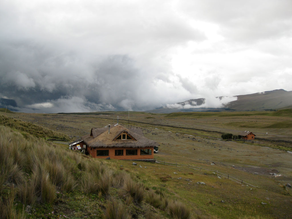 Tony van Marken Cotopaxi 2008