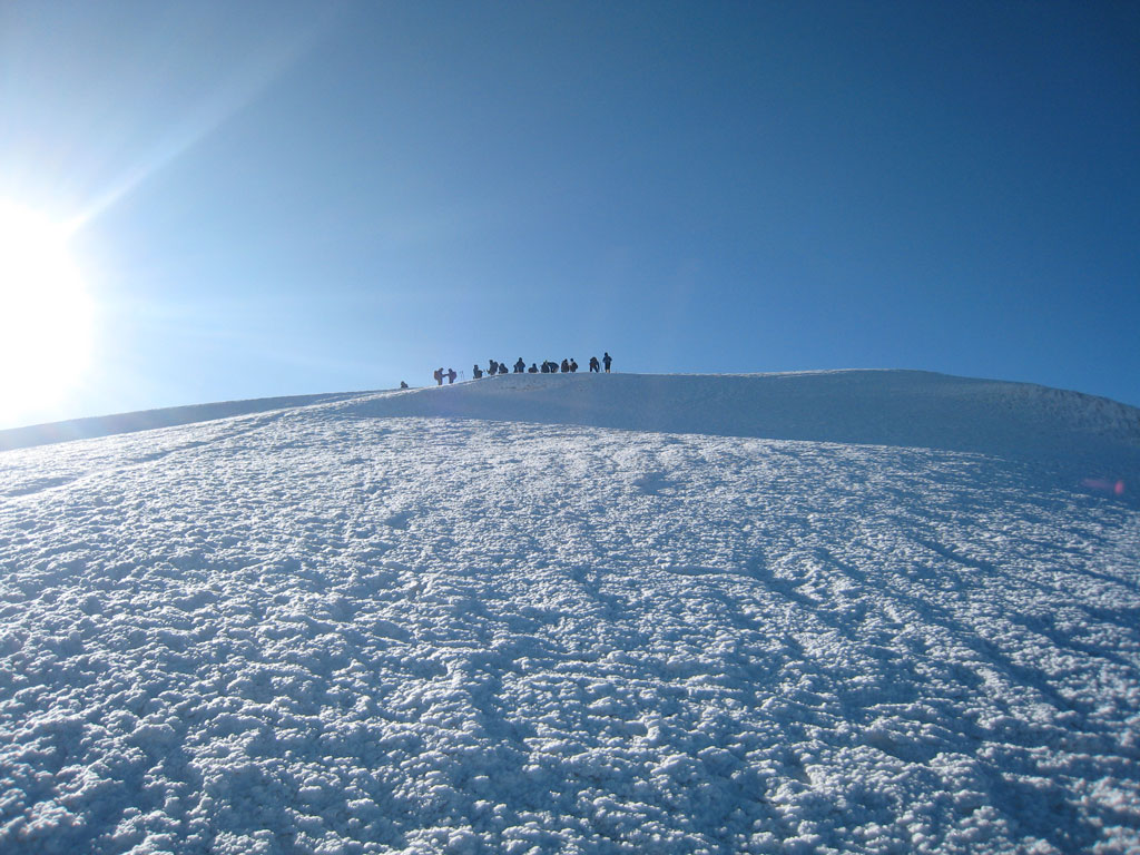 Tony van Marken Mt. Ararat 2009