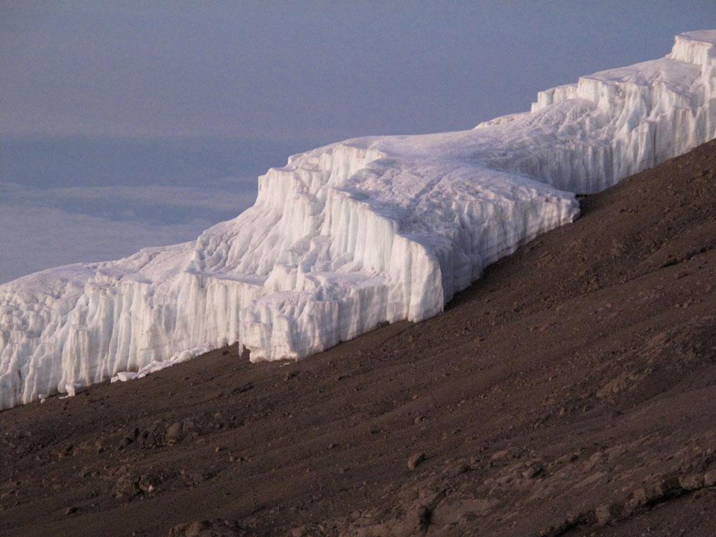 Tony van Marken Kilimanjaro Rongai 2009