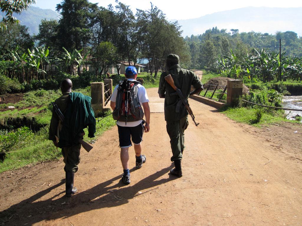 Tony van Marken Mt. Elgon 2010