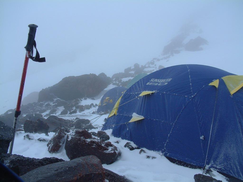 Mount Elbrus, Russia - 2002