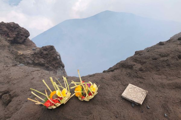 Tony van Marken Summits | Mount Agung 2020