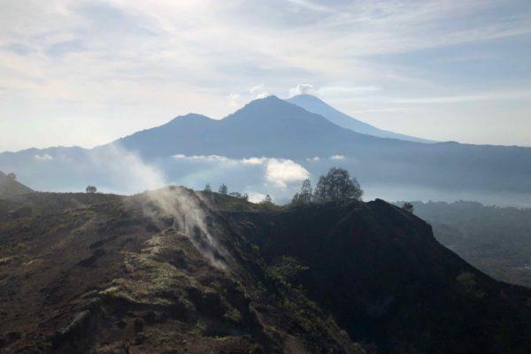 Tony van Marken Summits | Mount Batur 2019